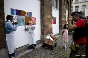 Art pour tous Laeken