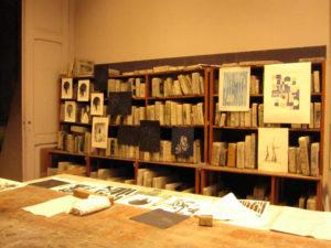 Expo Lithographie Académie d'Ixelles