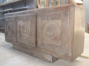 Rénovation meuble basque